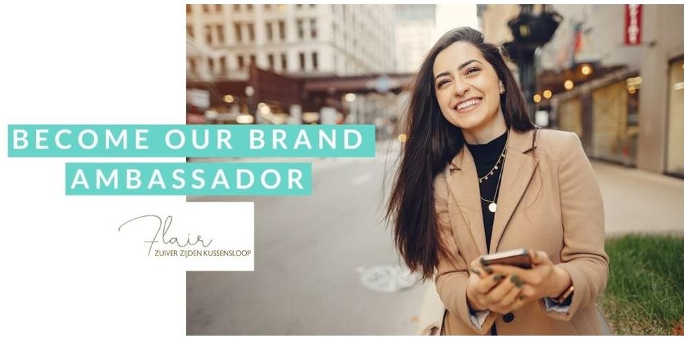 flair brand ambassador